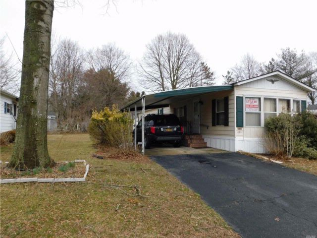 2 BR,  1.50 BTH  Mobile home style home in Aquebogue